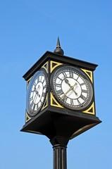Stafford town clock © Arena Photo UK