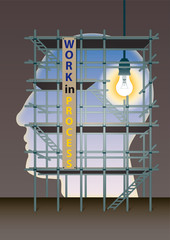 head scaffolding