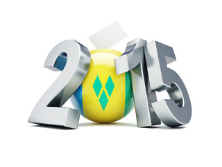 Parliamentary elections in St. Vincent and the Grenadines 2015