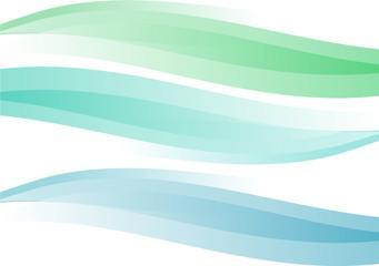 curve graduali azzurro verde