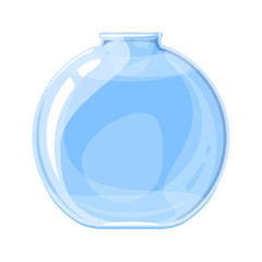 Empty Elixir Bottle