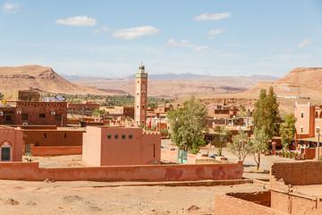 Ait Benhaddou village