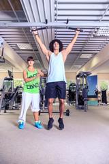 gym style