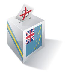 Wahlbox Tuvalu