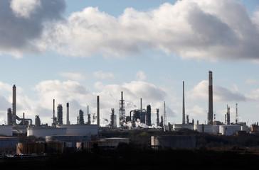 Fawley Refinery