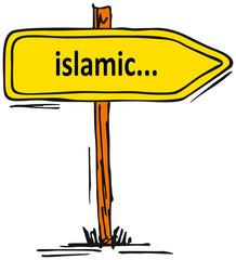 islamic....