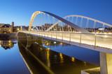 Schuman bridge by night - 75996172