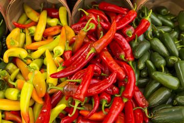 Organic Peppers