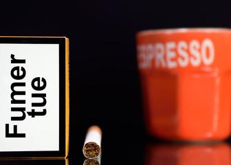 cigarettes,résolution : demain j'arrête
