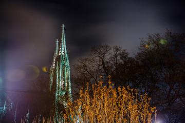 Church Votivkirche, Vienna