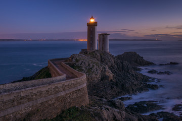 Phare du Petit Minou at sunset