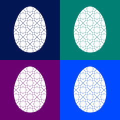 Icons egg.