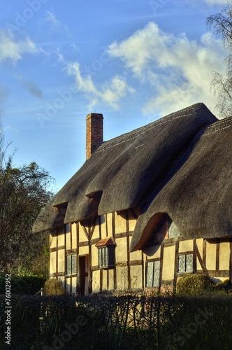 Poster cottage