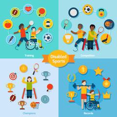 Disabled Sport Set
