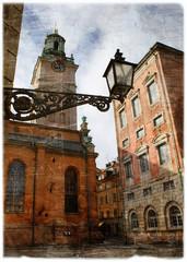 Stockholm ,Sweden, Europe
