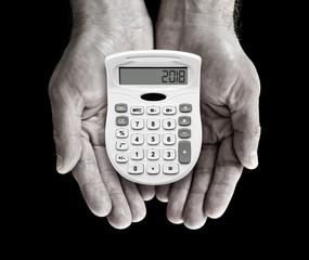 2018 calculator