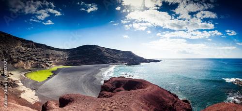 canvas print picture El Golfo