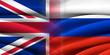 Great Britain VS Russia. - 76007764