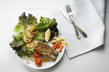 cod  breaded fillet