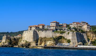 Old town of Ulcinj, Montenegro