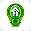 vector home icon illustration