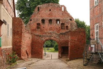 Tor zur Burg Stargard