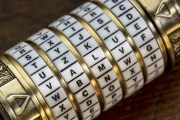 value word as password