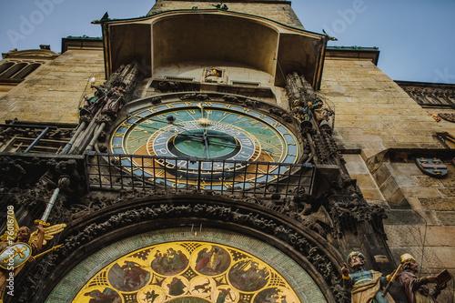Staande foto Praag Prag Tschechien