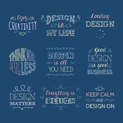 Rotulación de diseño