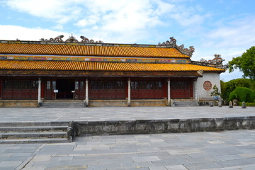 Palace, Imperial City, Hue