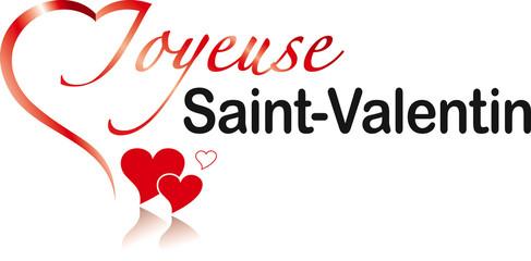 carte de saint-valentin joyeuse saint-valentin kazy