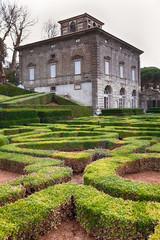 Gardens Of Villa Lante Bagnaia Viterbo Italy