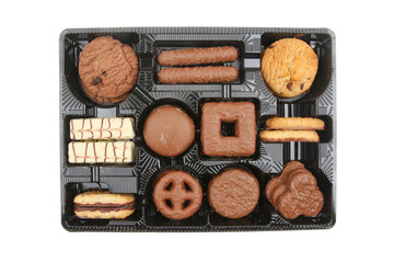 Biscuit selection