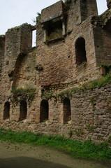 ruines du château de clisson