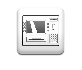 Boton cuadrado blanco 3D ATM