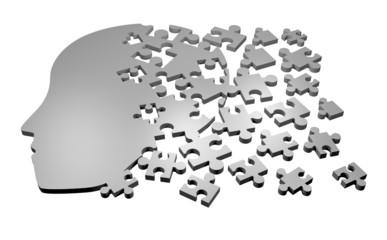 Puzzle render symbol