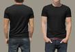 T-shirt template - 76022715