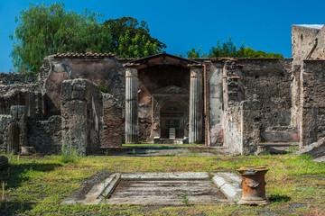 Ancient Roman house (domus)