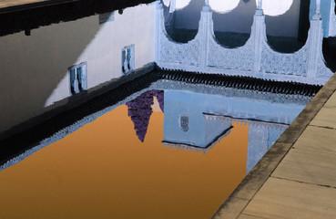 Alhambra water zone