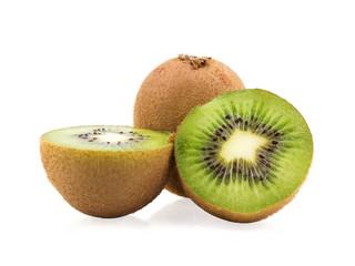 Kiwi fruit with slices