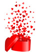 Obrazy na płótnie, fototapety, zdjęcia, fotoobrazy drukowane : Heart gift
