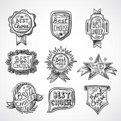 Best Choice Badge