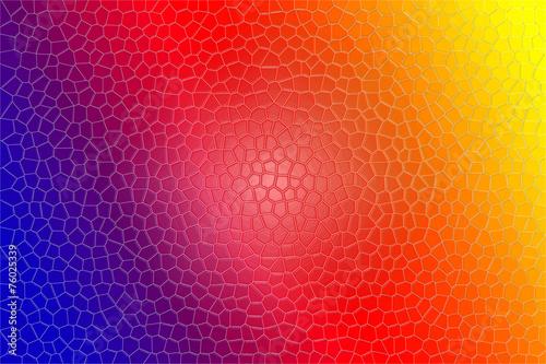 canvas print picture Spektrum