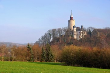 Posterstein Burg - Posterstein castle 01