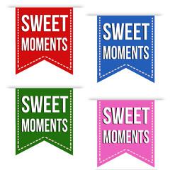 Sweet moments ribbons