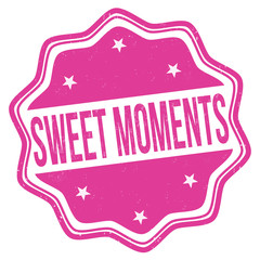 Sweet moments stamp