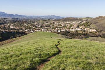 Suburban Meadow Trail
