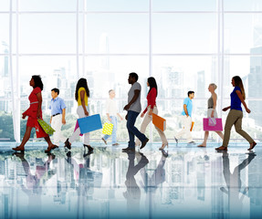 Shopping Purchase Retail Consumer Sale Concept