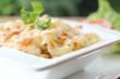 macaroni gratin - 76030777