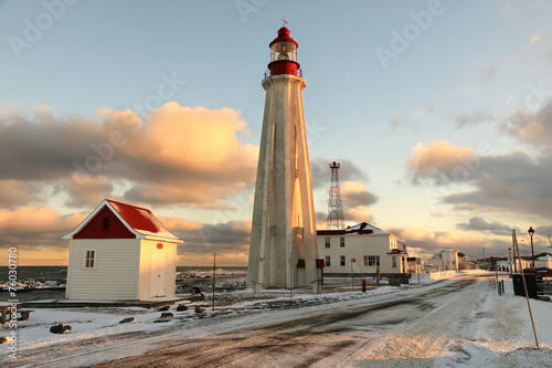 Lighthouse Pointe-au-Pere, Rimouski, Quebec - 76030780